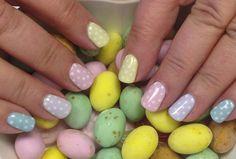 Uñas decoradas para Pascua – Más de 40 ejemplos | Decoración de Uñas - Manicura y Nail Art