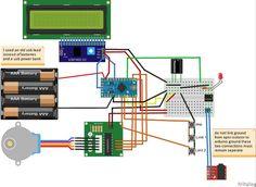 Arduino Timelapse stepper codes Carpentry Projects, Arduino Projects, Electronics Projects, Diy Projects, Camera Slider, Stepper Motor, Diy Photo, Gopro, Sliders