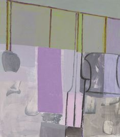 Amy Sillman, Snowstorm, 2014-15 Oil on canvas 75 x 66 inches