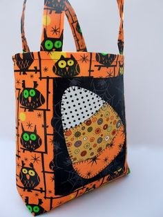 """Trick or Treat Bag"" Pattern & Tutorial..."