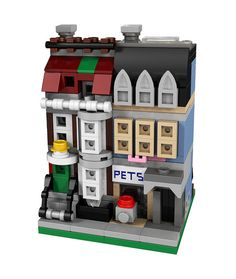 lego micro pet shop | Recent Photos The Commons Getty Collection Galleries World Map App ...