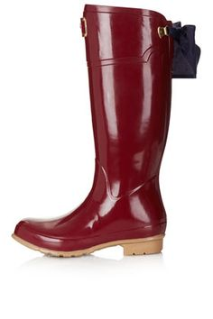 JOULES Evedon Ribbon Wellies