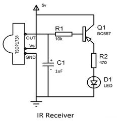 #IRTransmitter and Receiver Circuit is an electronic traffic preemption device that city buses and emergency vehicles use to control the traffic control equipment.