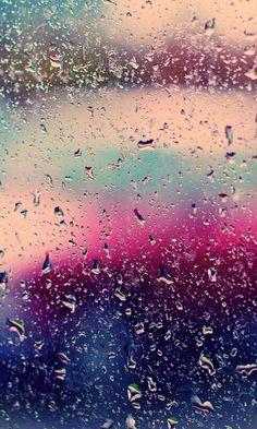 Imagen de rain and wallpaper