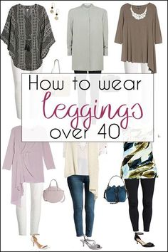 Zu diesem Beitrag how to wear leggings over 40 a complete guide with the best leggings Sie stöbern. how to wear leggings over 40 a … Leggings Mode, How To Wear Leggings, Cheap Leggings, Look Fashion, Autumn Fashion, Fashion Tips, Fashion Trends, Feminine Fashion, Fashion Outfits