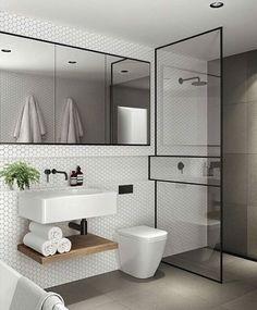Modern Small Bathroom Design The Basic Components of Modern Bathroom Designs Modern Small Bathroom Design. Incorporating a modern bathroom design will give you a more … Modern Bathroom Design, Bathroom Interior Design, Bathroom Designs, Modern Bathrooms, Modern Sink, Modern Design, Bath Design, Modern Interior, Modern Luxury