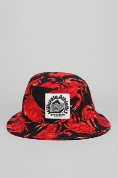 35b405663ba Milkcrate Athletics Crabs Bucket Hat