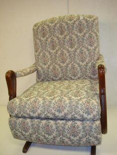 Goose Neck Rocking Chair Antiques Tennessee
