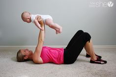 Workout With Your Baby!
