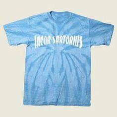 Logo Blue Tie Dye