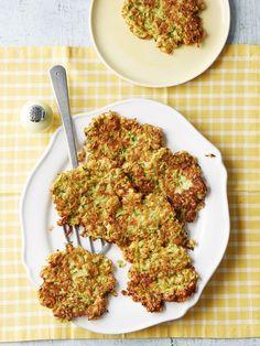 Schnell & lecker: Zucchinipuffer