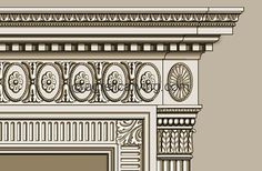 Federal Style Room | Agrell Architectural Carving