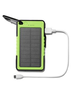 Solar Power Bank 6000mah   Eddie Bauer