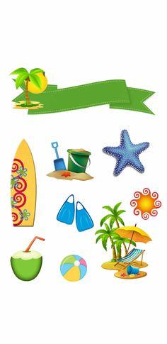 Sea Drawing, Winnie The Pooh Birthday, Hawaiian Luau Party, Flamingo Birthday, Summer Painting, Baby Room Design, Bernardo, Digi Stamps, Classroom Themes