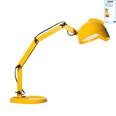 Diesel Living - Duii Tischleuchte, gelb Jetzt bestellen unter: https://moebel.ladendirekt.de/lampen/tischleuchten/beistelltischlampen/?uid=25e996f1-de15-55b2-9cf9-a2ec7f547200&utm_source=pinterest&utm_medium=pin&utm_campaign=boards #diesel #living #shop #lampen #tischleuchten #foscarini #beistelltischlampen #tischleuchte #wohndesign #duii