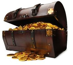 This is your Treasure Chest. and it's full of teaching materials to help you run your business more effectively - and guess what? The treasure chest is open for you - FREE Pirate Scavenger Hunts, Pirate Treasure Chest, Buried Treasure, Book Of Proverbs, Proverbs 23, Pirate Life, Home Based Business, Hare Krishna, The Book