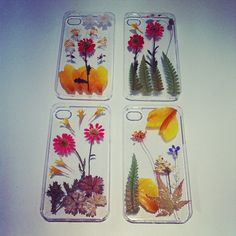 real flower pressed phone cases – Real Flower Pressed Phone Cases