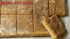NEW VIDEO: Cinnamon Slice! Watch the full recipe video here: https://youtu.be/kNqiBW1nEqs