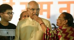 KOVIND FIRST PRESIDENT FROM SANGH, CROSS-VOTING BOOSTS MARGIN Source : Times Of India Download App @ goo.gl/TwsXYJ #IndiaVoteKar See more @ http://bit.ly/2ugwdJP