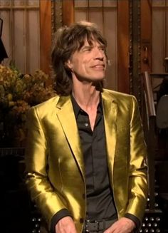 Mick  *** I was actually THERE ... at the rehearsal & taping for SNL***  ~ shaxebeer