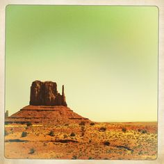 Road trip - Monument Valley - America