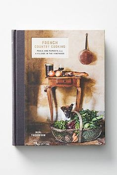 Give some new French recipes a try