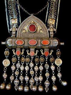 Antique Turkoman Asyk