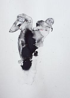 Abstract Art Bodies Monica Subide&#...