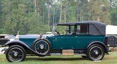1923 Salamanca by Rolls-Royce Custom Coachwork (chassis 329XH)