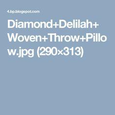 Diamond+Delilah+Woven+Throw+Pillow.jpg (290×313)