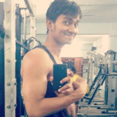 Finally joined #gym