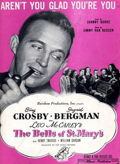 The Bells of St. Mary's Premiered 6 December 1945