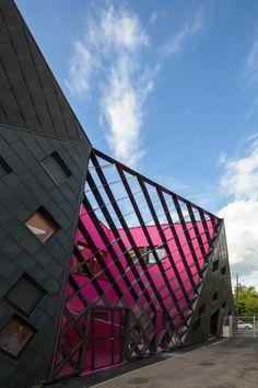 Cultural Architecture, Education Architecture, Futuristic Architecture, Concept Architecture, Beautiful Architecture, Contemporary Architecture, Architecture Details, Interior Architecture, Web Design