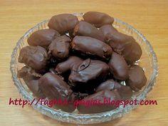 Σοκολατάκια με χουρμάδες και καρύδια - από «Τα φαγητά της γιαγιάς» Truffles, Sweet Treats, Oven, Food And Drink, Chocolate, Vegetables, Ethnic Recipes, Desserts, Blog