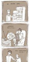 Sherlock Is A Vampire by ~leightonton on deviantART