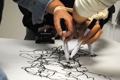 BMET Outline: Experimental Drawing with Ian Andrews