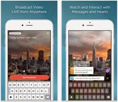 olbinfo.com : Best Info and Product Reviews for Gadget, Computer, Cellphones and Technology: Twitter Launches Periscope For iOS