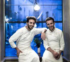 Giovanni e Floriano Pellegrino   Bros Restaurant - Lecce   foto Fabio Perrone