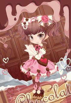 Lovely Choco Fairy|@games -アットゲームズ-