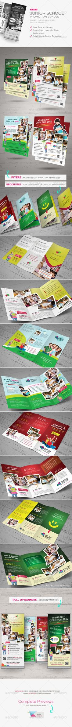 Pinterest 40 print templates images print templates banner junior school promotion bundle junior school promotion bundle are design templates created for sale on graphic river more info of the templates and how fandeluxe Images
