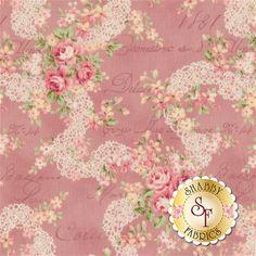 Ruru Bouquet Prima RU2260-16C by Quilt Gate Fabrics: Ruru Bouquet Prima is a collection by Quilt Gate Fabrics.Width: 43