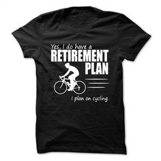 I PLAN ON CYCLING T Shirt, Hoodie, Sweatshirts - design your own t-shirt #Tshirt #style