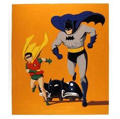 "Mel Ramos - ""Batmobile"" | myartmap"