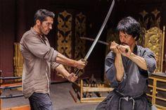 Ninja: Shadow of a Tear - Publicity still of Scott Adkins & Kane Kosugi Ninja Shadow, Michael Jai White, Scott Adkins, Ninja 2, Action Movies, Kung Fu, Good Movies, Movies And Tv Shows, Martial Arts