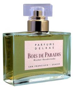 Bois de Paradise Parfums DelRae for women. Please visit zoologistperfumes.com for one-of-a-kind niche perfumes!