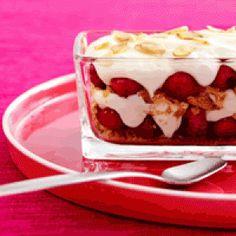 Hindbær-trifli opskrift
