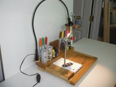 LED Light – Bench Enhancement |Fly Tying Bench Store