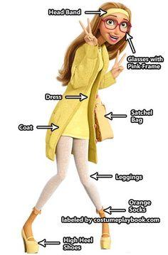 Dress up as Honey Le