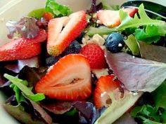 What's Cookin, Chicago?: 12 Tasty Salads To Ease You In...