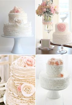 Beautiful colors for cake